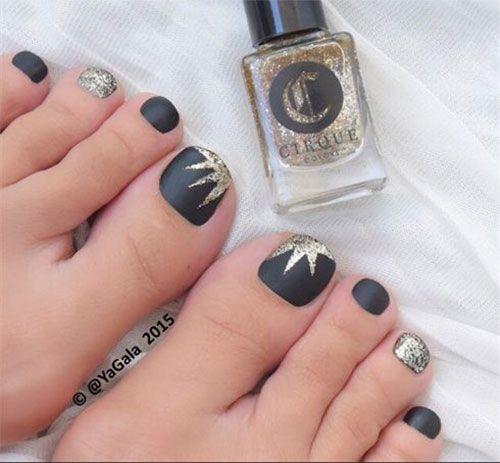 Easy Cute Winter Toe Nail Art Designs Ideas Summer Toe Nails