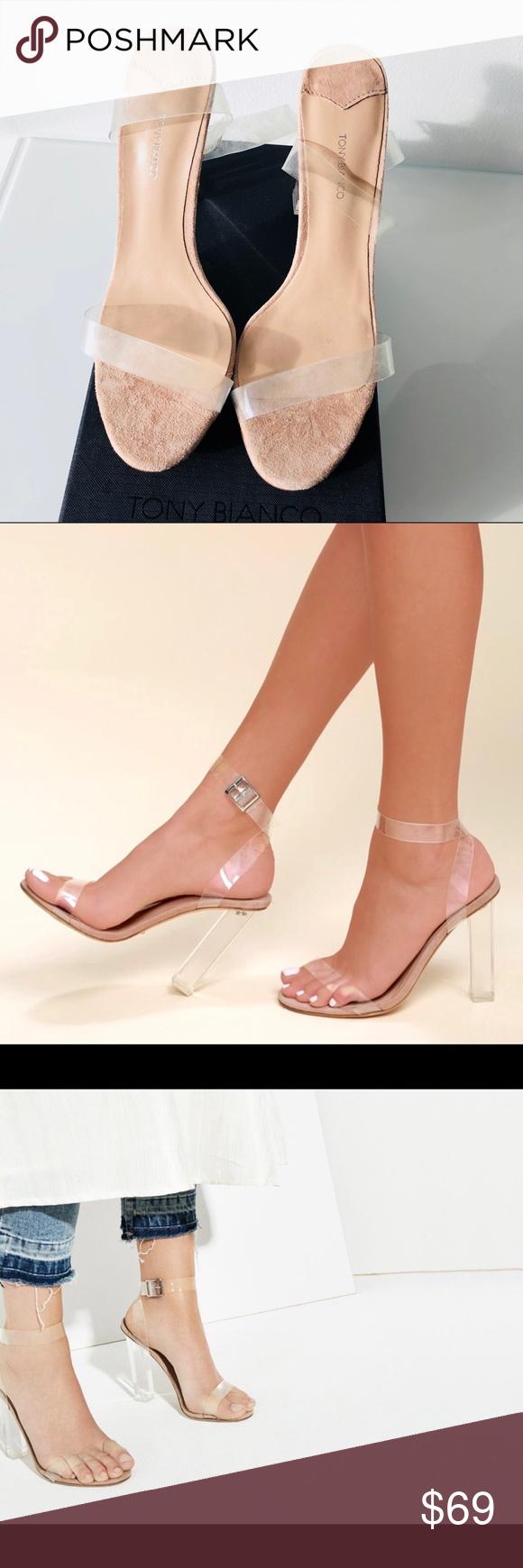 23c2e68461b Tony Bianco KIKI Sandals SZ 39 KIKI do you ❤️ me?! Tony Bianco ...