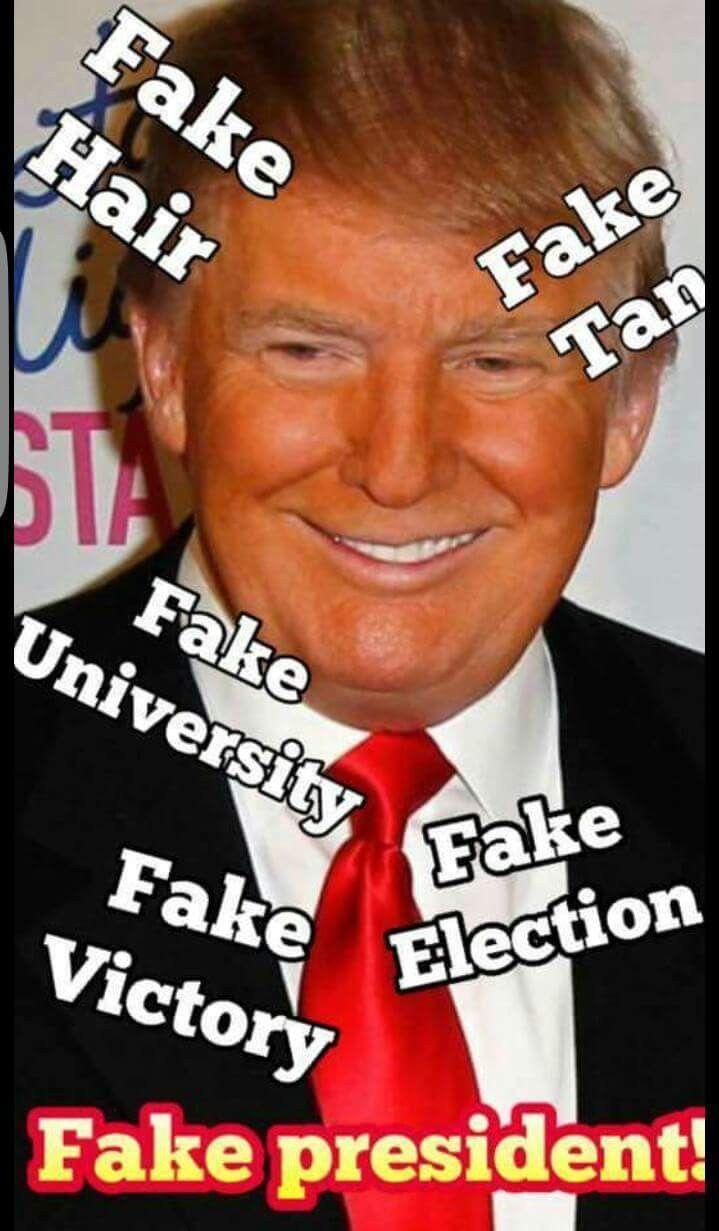 Repugnant-cants too | Dumb Trump