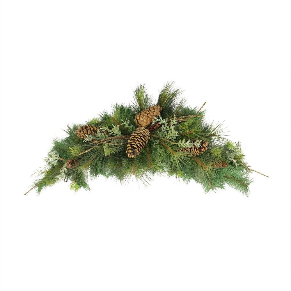 Allstate Floral 38 Pine Cone Twig Mixed Long Needle Pine