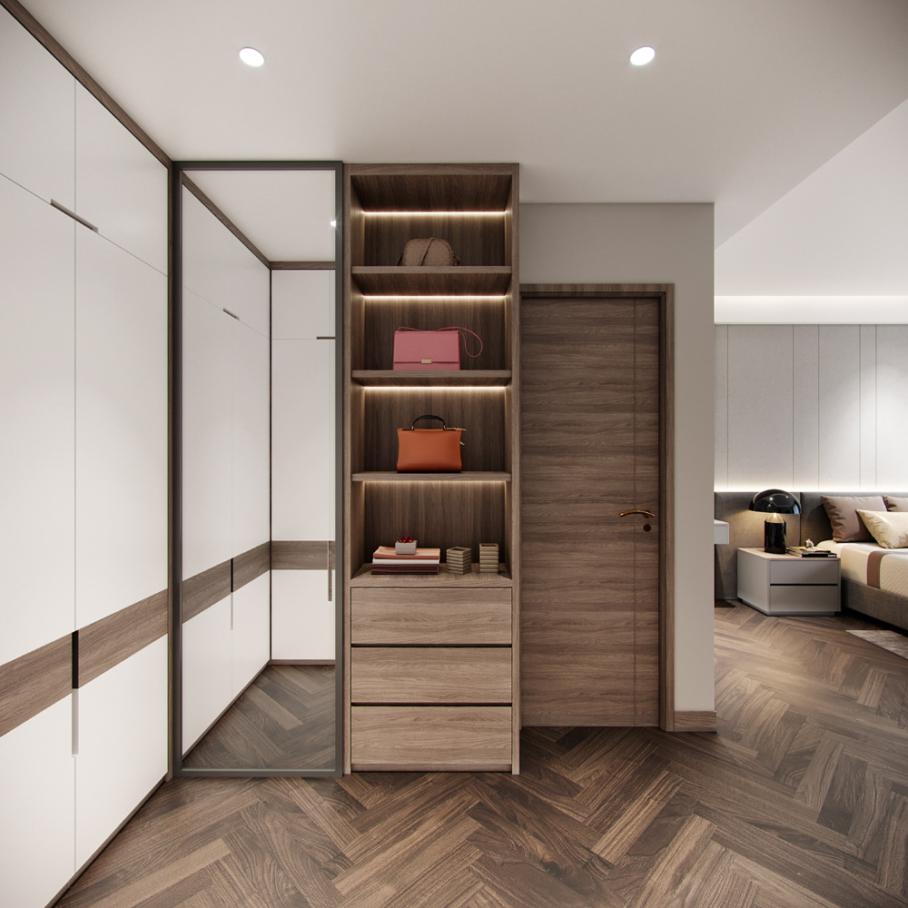 Apartment 130m2 on Behance in 2020 (With images) Condo
