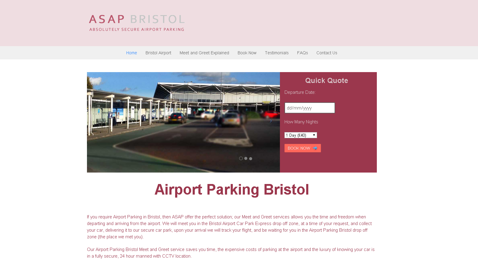 Bath Business Web Have Designed A New Website For Asap Bristol And