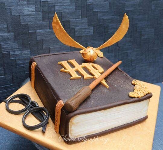 Pin by Sharon Dilkes on Cakes Pinterest Harry potter Harry