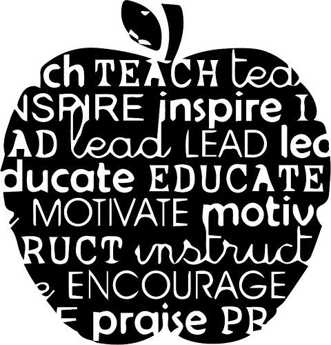 Image result for images of apples and teachers