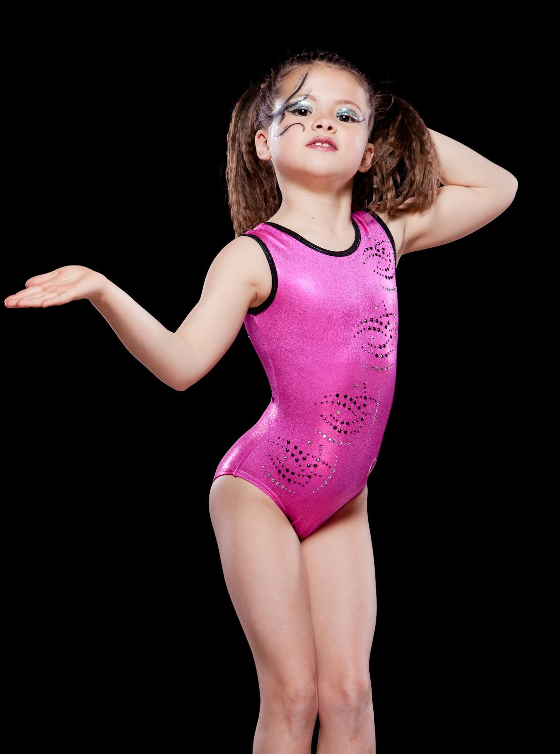 Gymnastics Leotards for Girls Sparkle Spliced Dancing Athletic with Hair Scrunchie. from $ 12 99 Prime. out of 5 stars DAXIANG. Athletic Leotard for Little Girls Sparkles Dance Clothes Ballet Tutu Years. from $ 7 99 Prime. out of 5 stars HOUZI.
