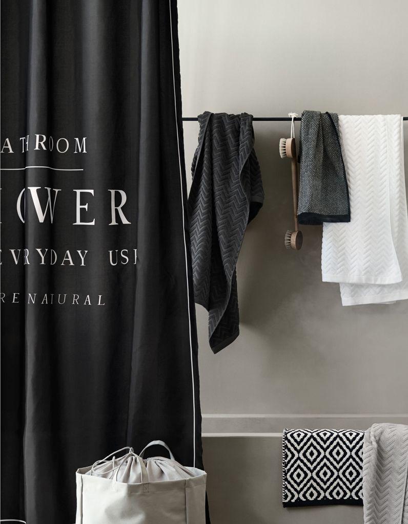15 rideaux de douche pour une salle de bains déco | Home sweet home ...