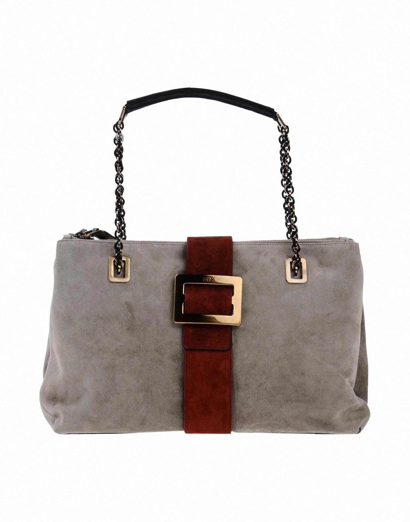 43378555e486 ROGER VIVIER Mini Viv  Crossbody Bag In Leather.  rogervivier  bags  shoulder  bags  hand bags  leather  crossbody
