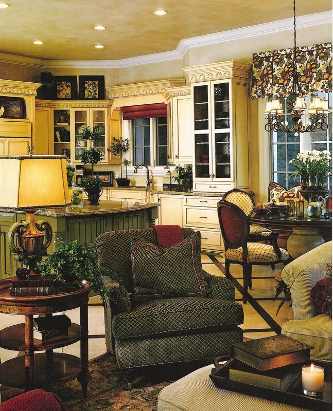 Image result for french country living room yellow walls ...