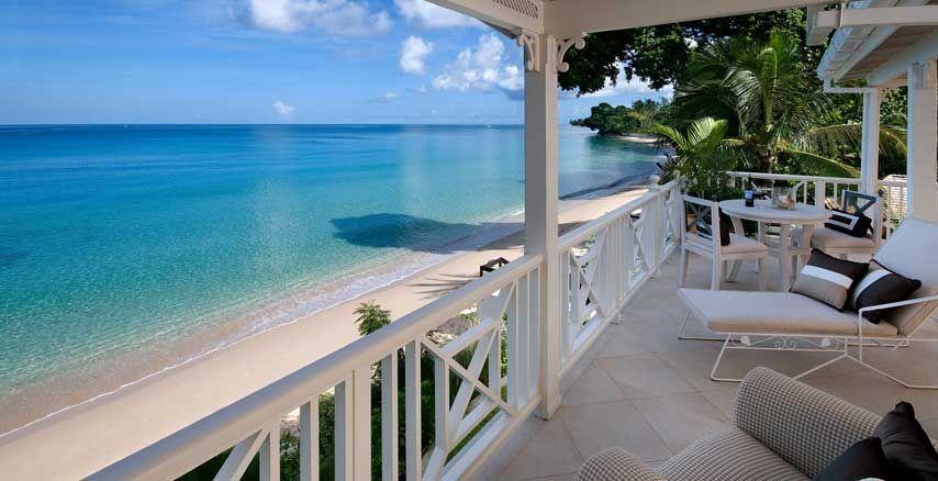luxury beachfront villa rental, Westhaven, Barbados, Caribbean