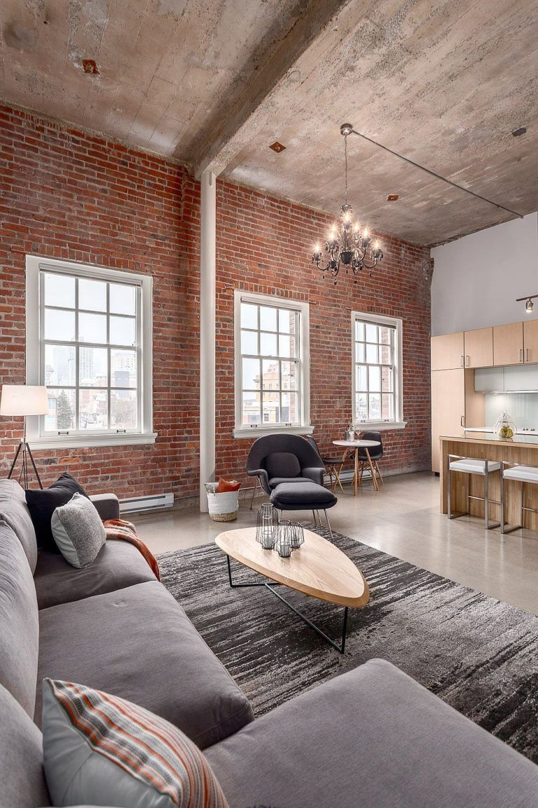 Coveted Heritage Apartment in Vancouver Blends History