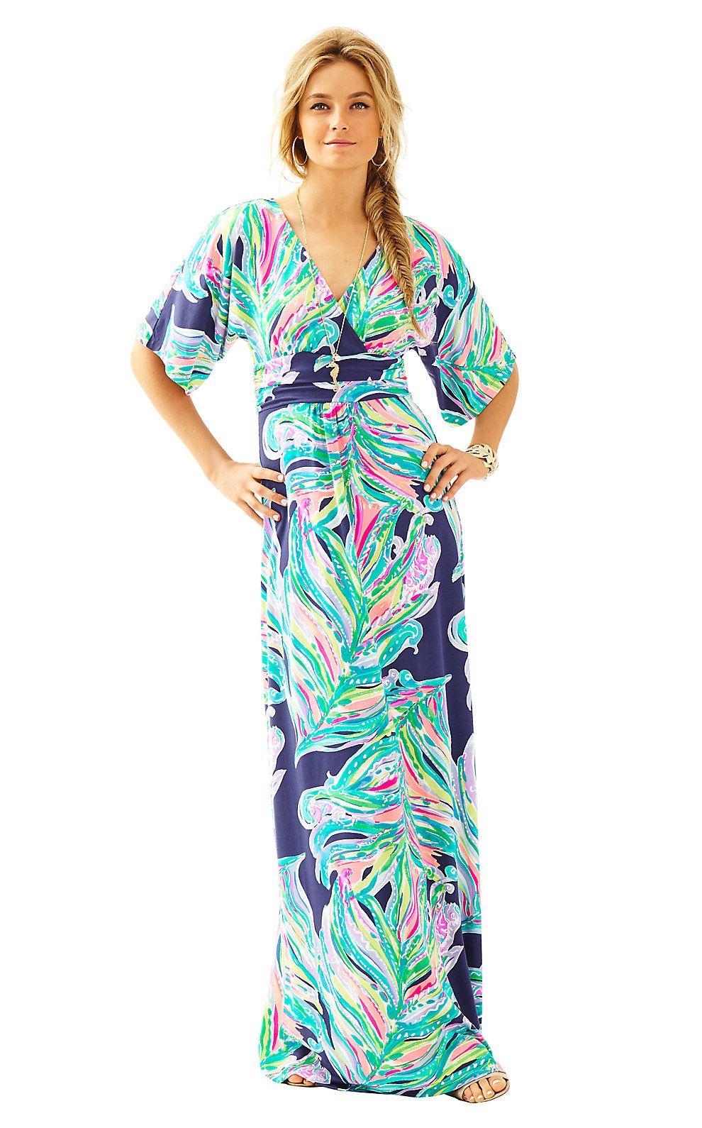 b69d51e6850 Parigi Maxi Dress | Lilly Pulitzer New Arrivals: For Women | Dresses ...