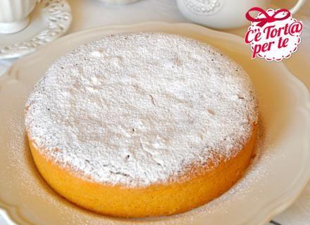 Dolci Da Credenza Torta Paradiso : Torta paradiso ricetta facile e veloce nel 2018 dolci
