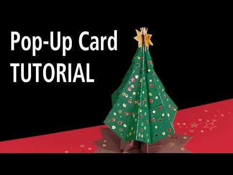 Join Me In My Craft Room Today To Learn How To Create This Beautiful Stampin Up Vintage C Pop Up Christmas Cards Christmas Tree Cards Christmas Cards To Make