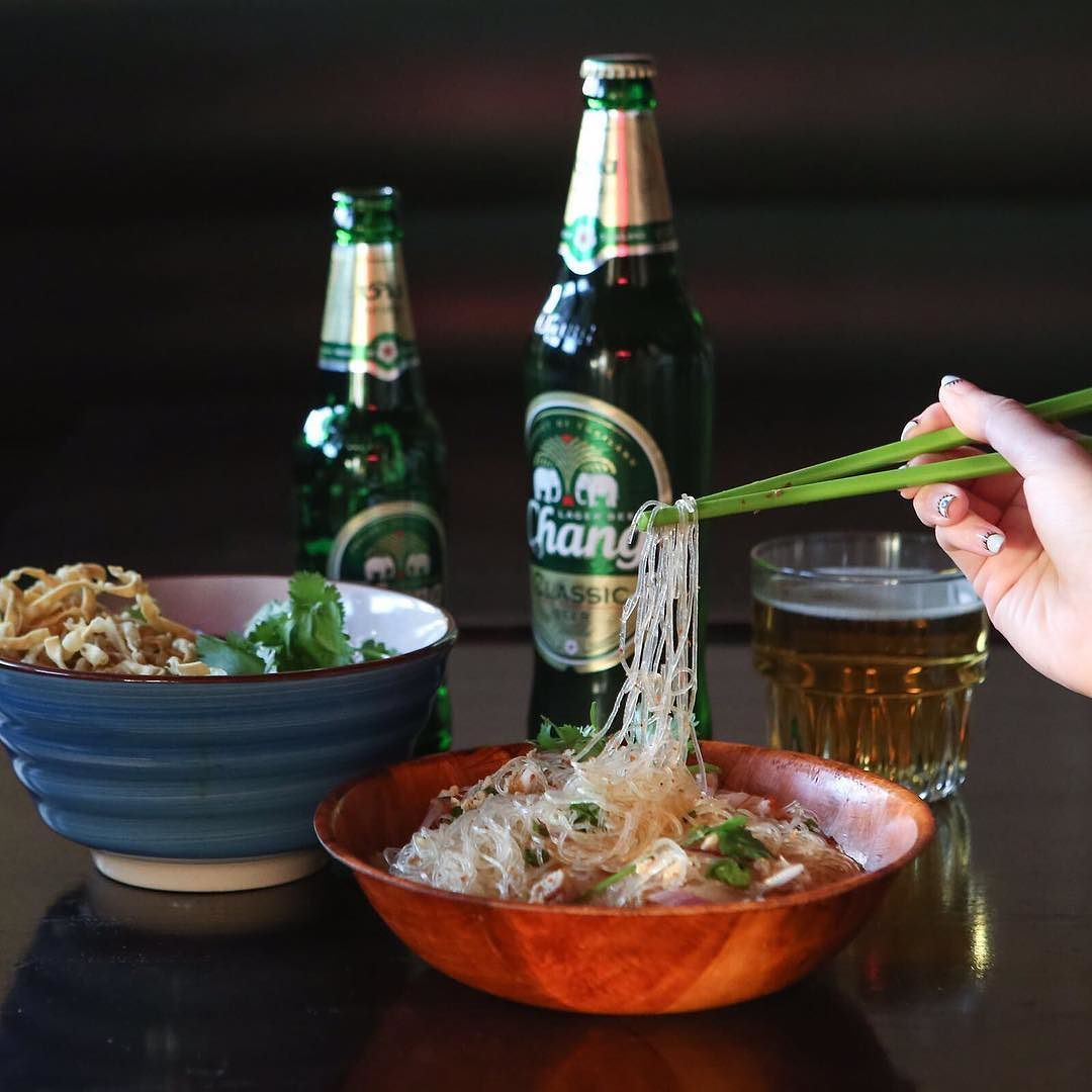 How does winning a trip to Thailand  $3000 with @ChangBeerUSA sound to you? Enter to be the new Chang Beer #ChangAmbassador NOW! Click the link in bio for more INFO or go to http://ift.tt/2cHlz3K | #hangrydiarysavory @samesamethai  Also join us for #ChangSensoryTrails this Friday to sample Thai food from 6 different restaurants plus enjoy Chang Beer live music and art. Here are the details: The Victorian: 2640 Main St Santa Monica CA 90405 Free to join #ChangSensoryTrails on Sept 23!  3pm…