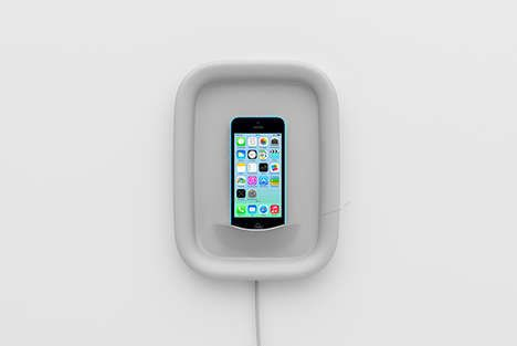 DIY Phone Stands   Ipod dock, Diy phone stand, Iphone