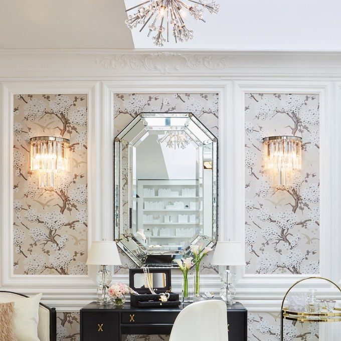 Inside Chanel's Pop-Up Parisian Apartment At Bergdorf