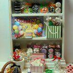 "TheFabulousFarmhouse.com 1/12"" Scale Miniature Dollhouse Cookies"
