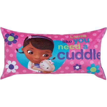 doc mcstuffins room body pillow