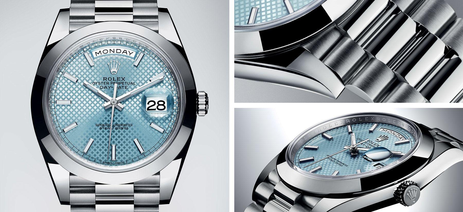 979c14f61d8 Rolex Day-Date - The Ultimate Prestige Watch
