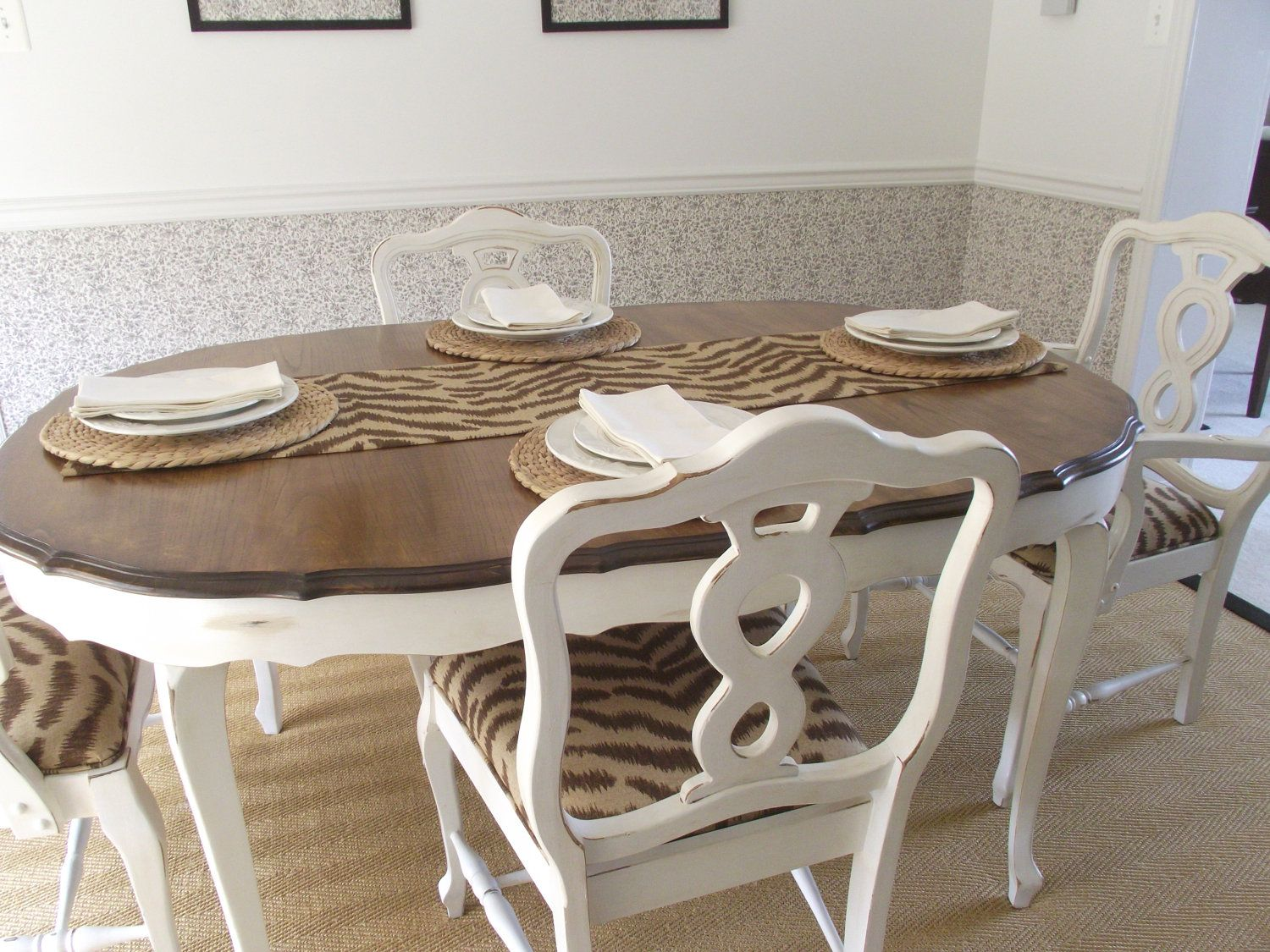 French Dining Room Chairs French Provincial Furniture Dining Table Is Part Of A La Joie