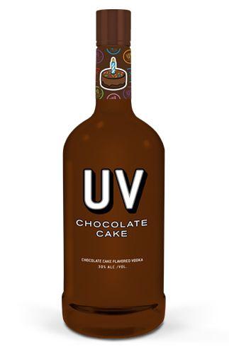 UV Chocolate Cake Vodka oh my Eats and Drinks recipes
