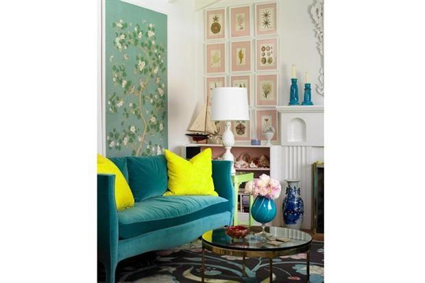 Propuestas coloridas para armar tu espacio con brillo y luz; mirá las fotos y tomá ideas para tu casa