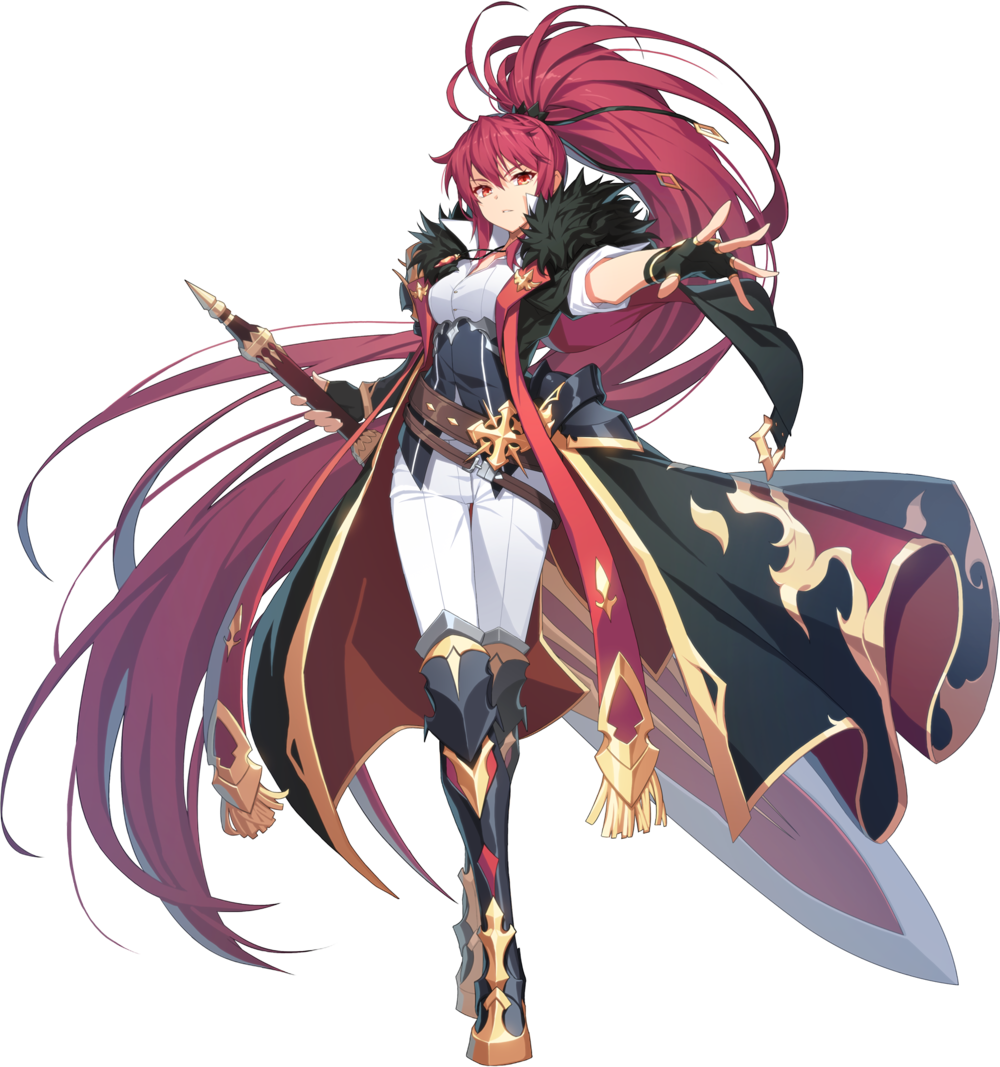 Elesis/Grand Chase Dimensional Chaser | Grand Chase Wiki