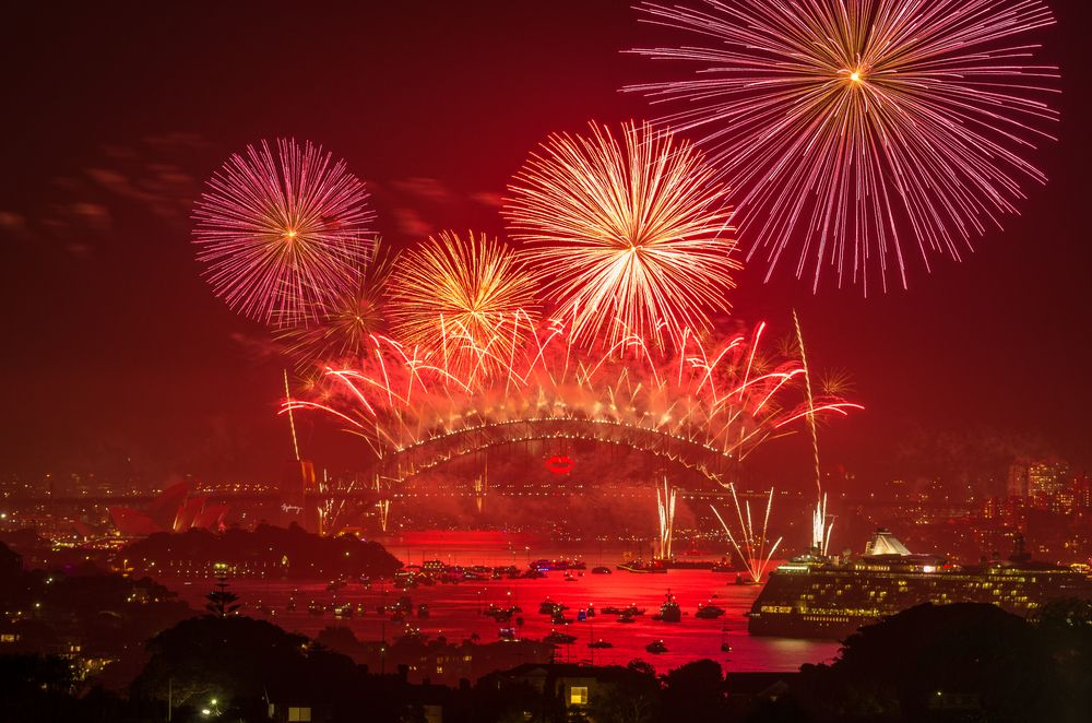 Christmas in Sydney Sydney new years eve, Christmas in