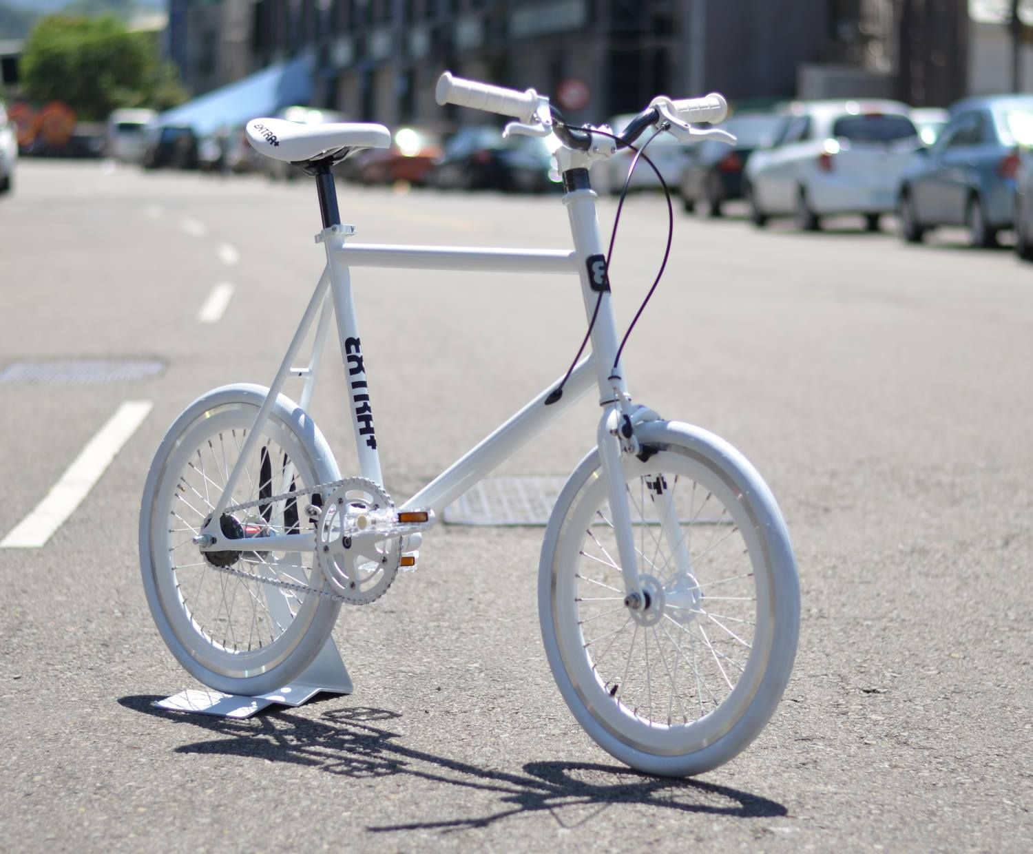 Extra Tender Ghost For Urban Mobility Http Macadamcycles Com 91
