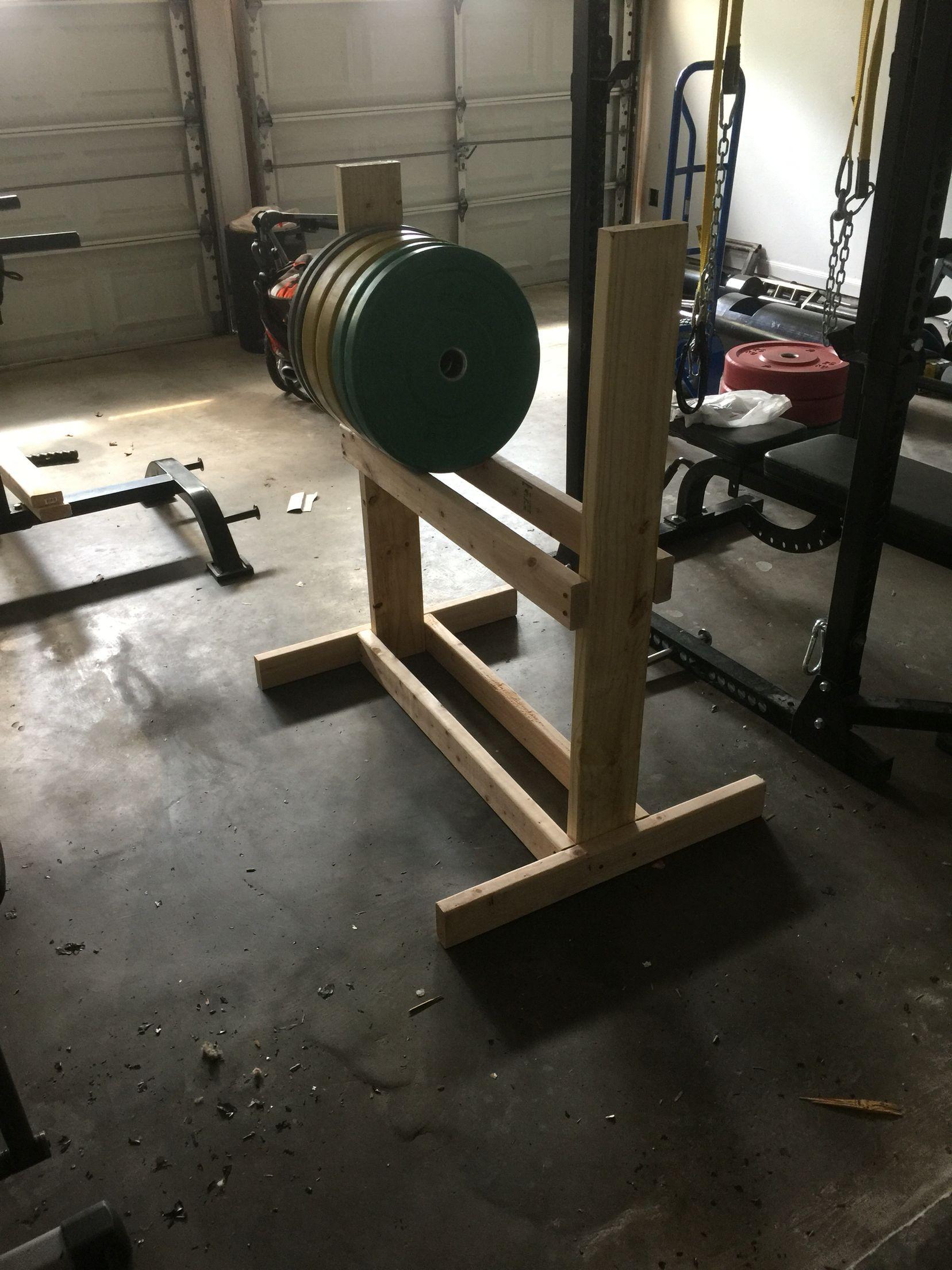 Diy gym equipment storage year of clean water