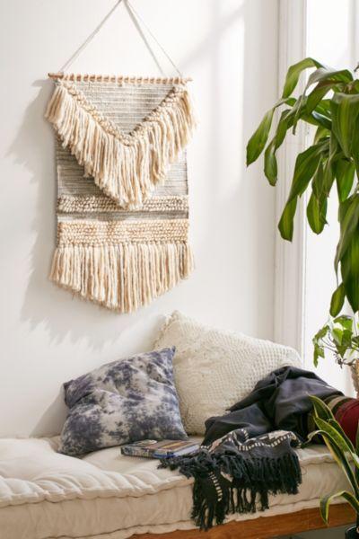 Magical Thinking Textured Shaga Wall Hanging Magical thinking