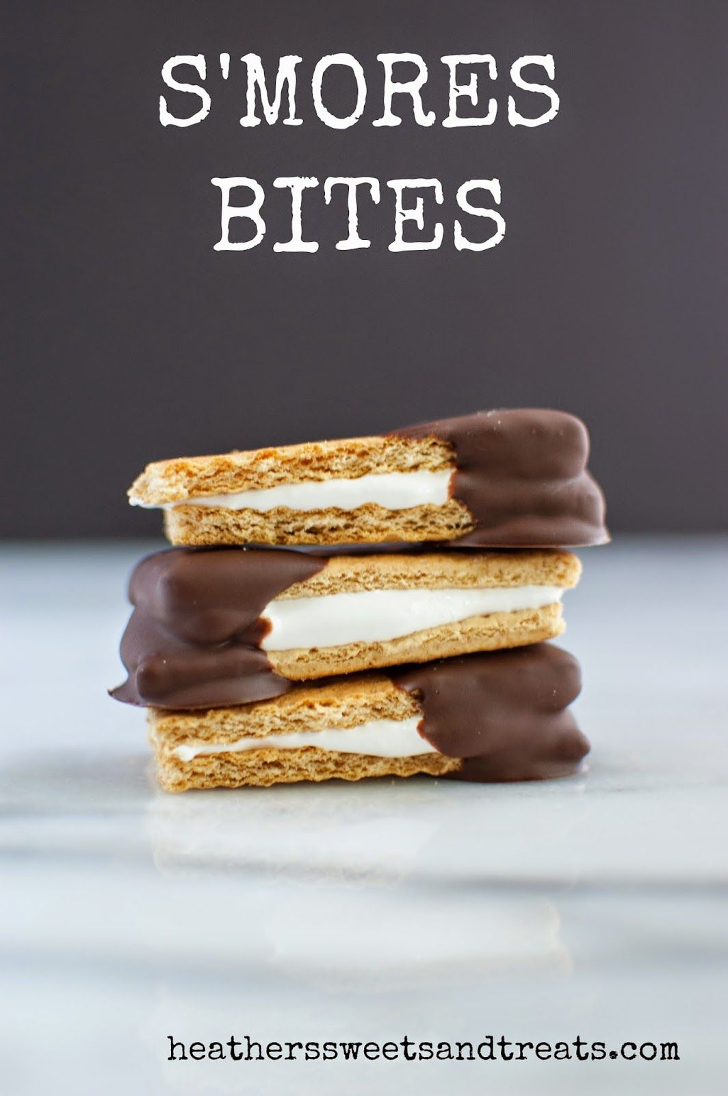 Chocolate Marshmallow Graham Cracker Peanut Butter Delicious
