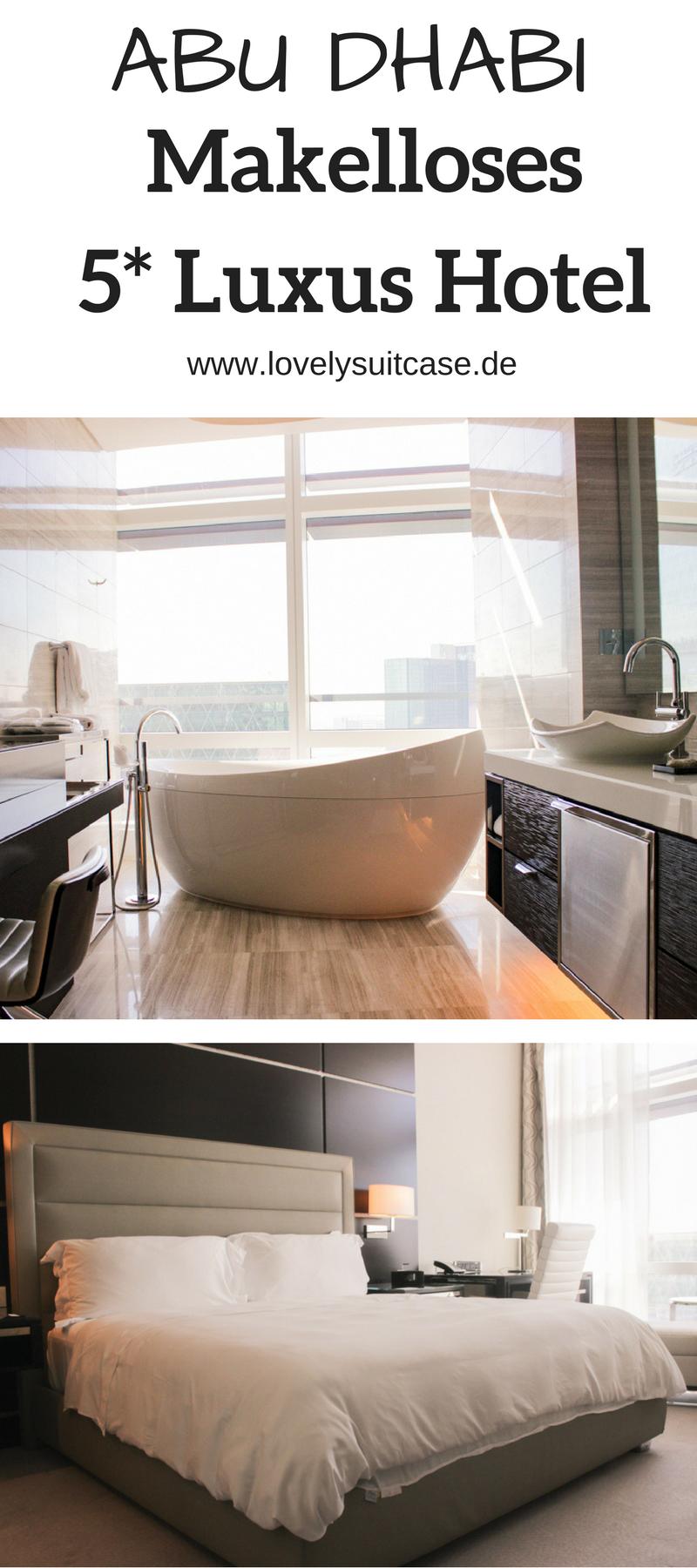 Hotelempfehlung Das Makellose Rosewood In Abu Dhabi Hotelausstattung Luxushotel Hotel