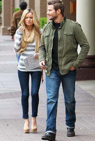 Brad Womack dating