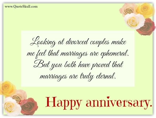 Happy Anniversary Quotes For Parents Happy Anniversary Quotes