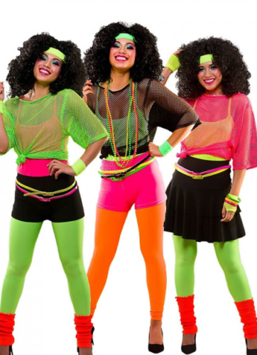 The Complete Guide To 80s Fashion Tps Blog 80s Fashion Party 80s Party Outfits 80s Theme Party Outfits