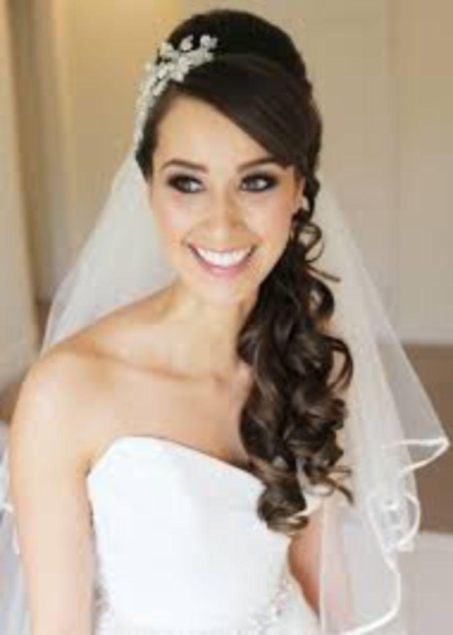 50 vintage wedding hairstyles ideas with veil | wedding