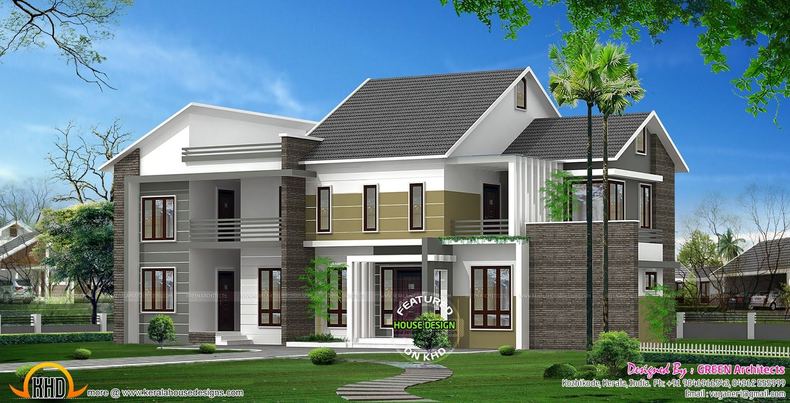 Floor Plans With 2000 Square Feet House Plans 2300 Sq Ft On 2000 Square Foot House Plans With Bonus Porch House Plans House With Porch Porch Design