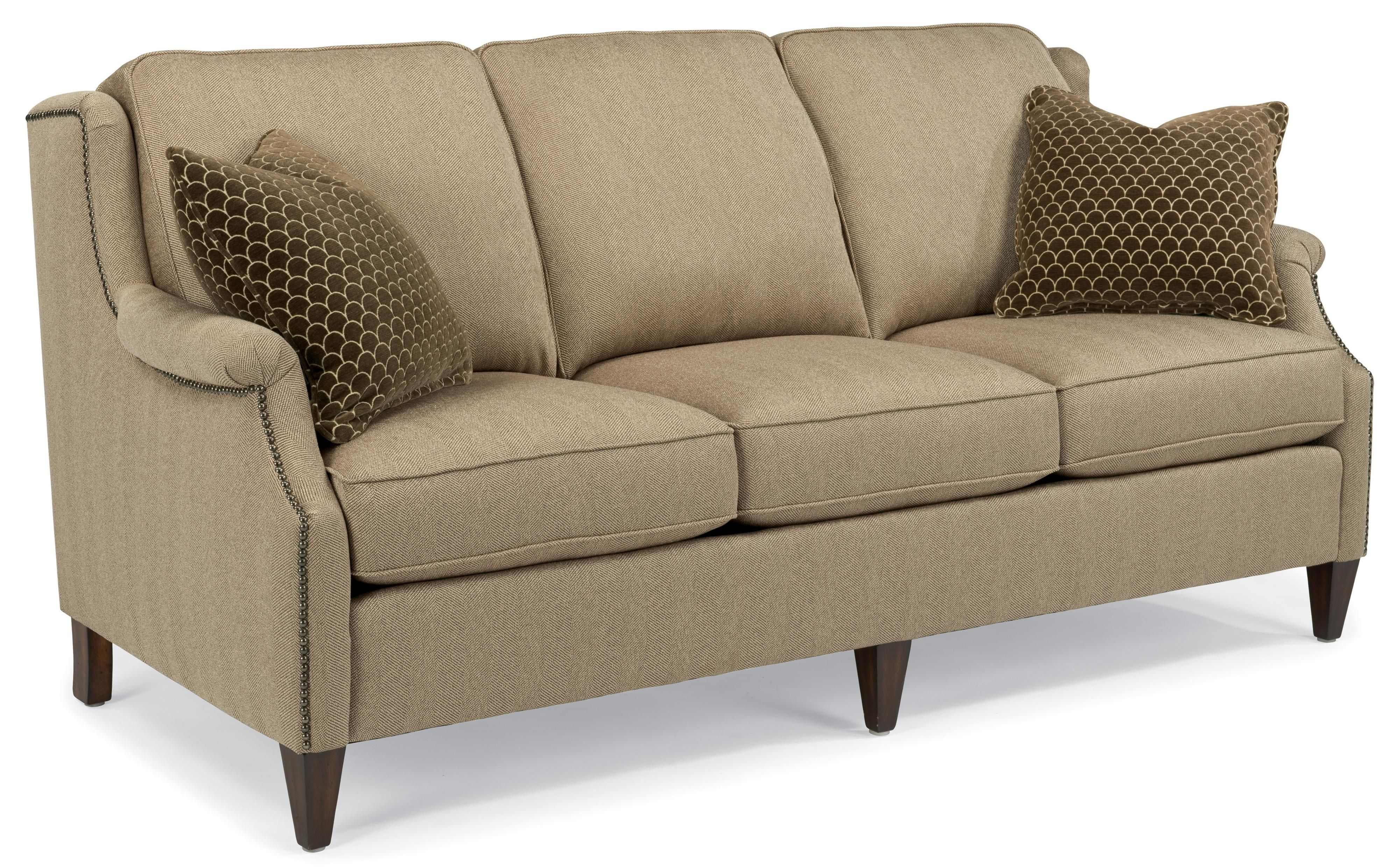 For Flexsteel Fabric Sofa And Other Living Room Sofas At Direct Furniture Galleries In Fairfax Va The Zevon Style Is A Uniquely Traditional