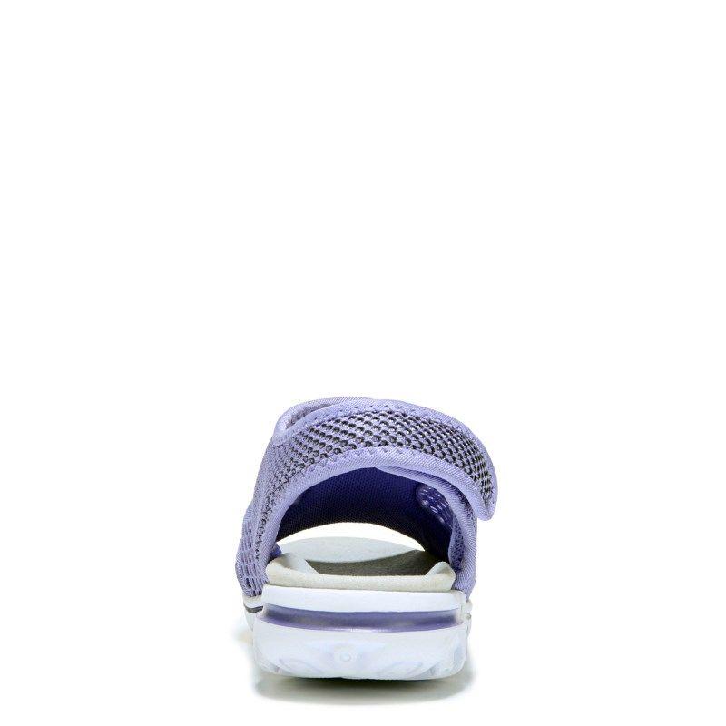 Womens Propet TravelActivss NarrowMediumWide Sandal Purple