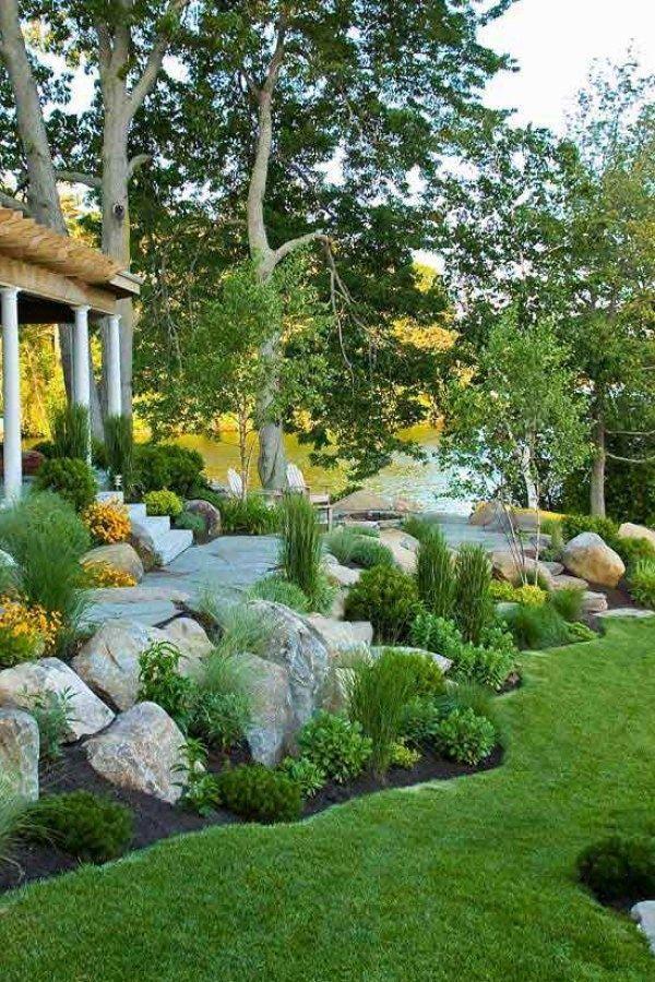 10 Lovely Diy Landscape Designs You Should Try For Your Backyard