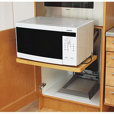 The kitchen appliance lift can be used for many purposes for Types of kitchen appliances