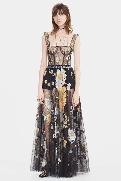 ディオール2017年秋コレクション , ファッションはアイデンティティだ、花の都パリで咲く新ルック