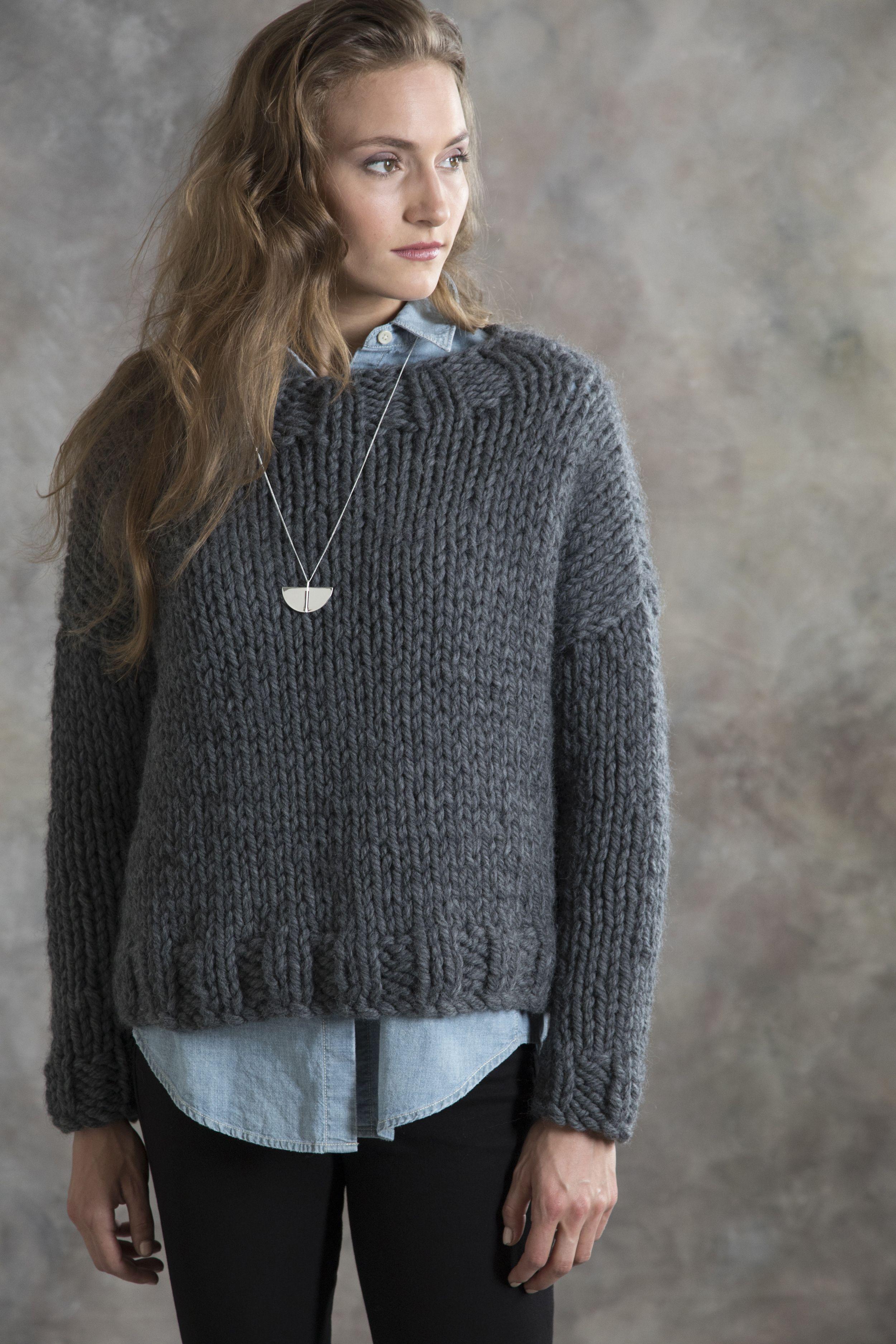 0711ab9b8 knit.wear Wool Studio Presents  Tahki Yarns Terra Collection Digital ...