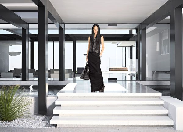 Vera Wang S L A Story Photos Of Vera Wang S Hollywood Home 家具