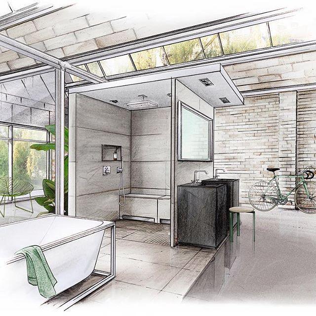 Loft Architektur bathroom loft for wedi arch daily architecture architecturelovers