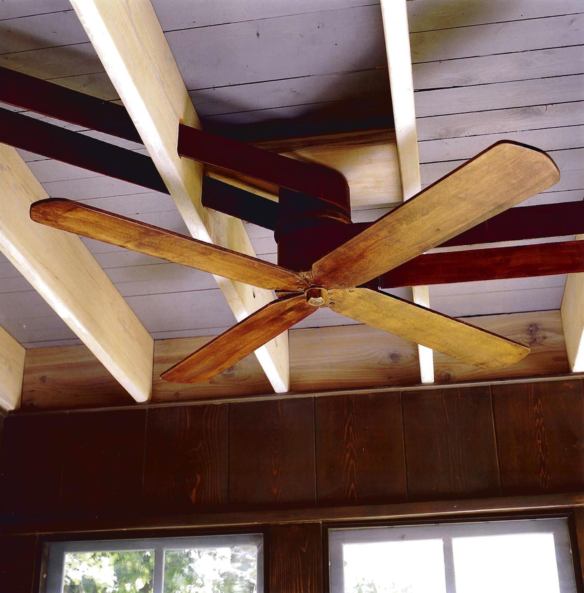 Exposed conduit ceiling fan Accessories LightingFixtures
