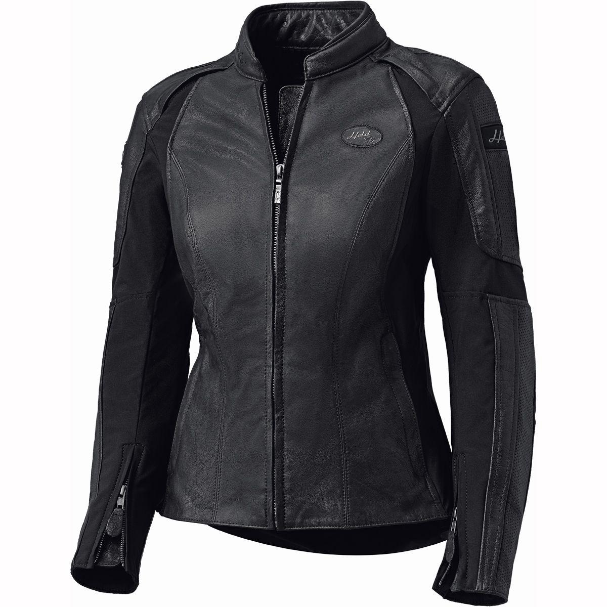 Held 5625 Viana Leather Jacket Ladies Black Womens