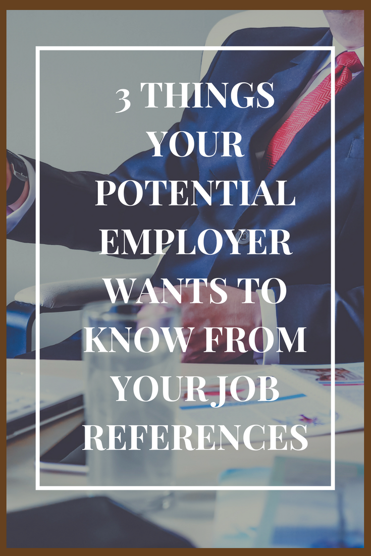 Do you know what potential employers actually ask the job