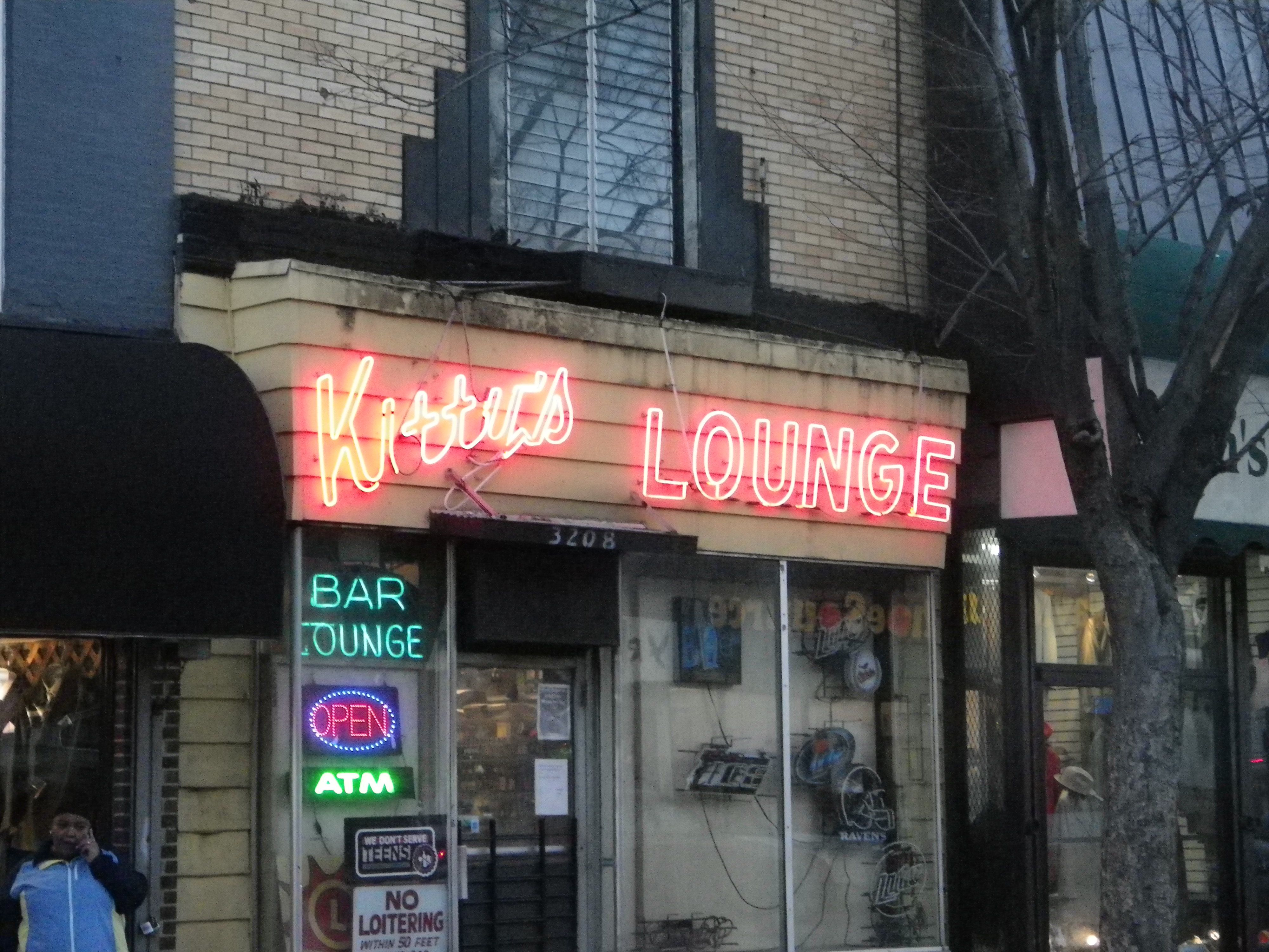 Kitty S Lounge 3208 Greenmount Ave 21218 Year Open Unknown